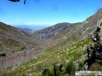 Sierra del Caurel (Serra do Courel) material trekking fotos senderismo rutas senderismo cerca de mad